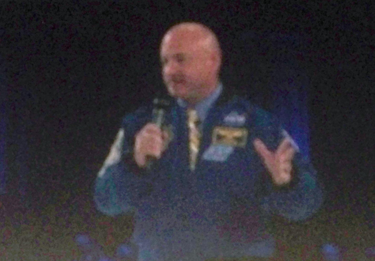 mark kelly astronaut speaking engagements - photo #14